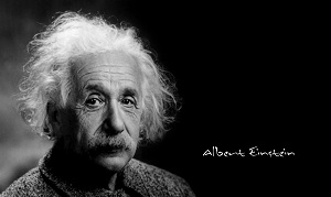 Albert Einstein quotes about Religion and God
