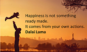 Happy quotes from Dalai Lama - Pictures quotes