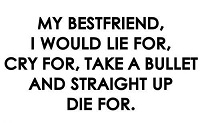 Best Friends - True Friends - Good Friends - Friendship Quotes