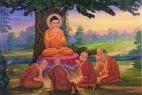 Before giving, the mind of the giver is happy... The Buddha Teachings