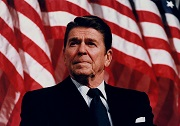 The greatest leader is not necessarily the one...Ronald Reagan quotes