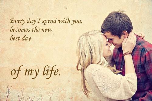Cute Quotes About Love - Sweet Sayings For Couple