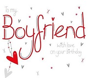 Sweet Birthday Message For Boyfriend