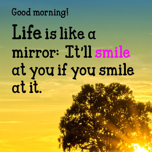 Inspirational Good Morning Quotes To Start A Beautiful Day