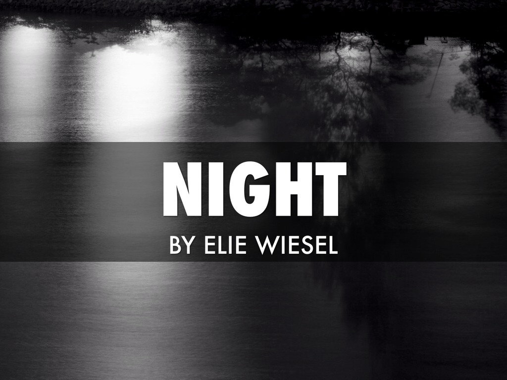 essays written on the book night