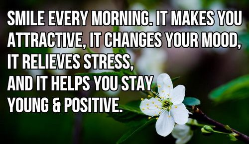 Positive Morning Quotes: Say To Yourself Every Morning