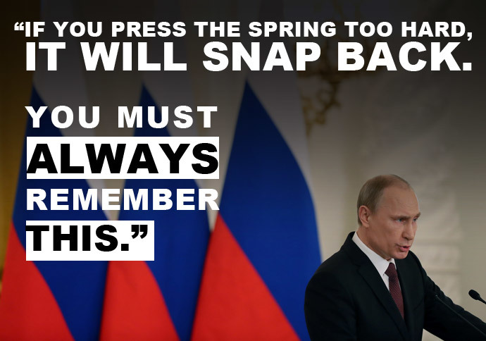 Putin Quotes Best From President Of The Russian Federation