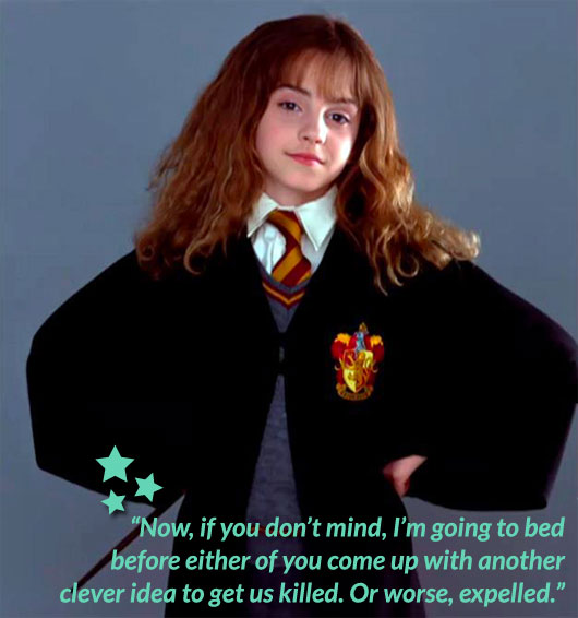 Hermione Granger Quotes That Will Make You Feel Funny