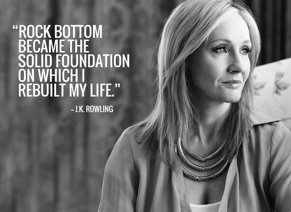 J.K. Rowling Quotes About Love, Life And  Literature