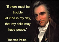 Thomas Paine Quotes: Time makes more converts than reason