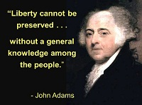 Famous John Adams Quotes And Saying