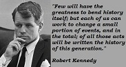 Top 20 Best Robert F. Kennedy Quotes | 2Quotes