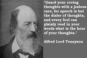 Alfred Tennyson Quotes - One Of The Most Popular English Poets
