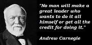 Andrew Carnegie Quotes - Famous Quotes And Saying