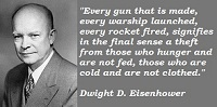 Top 20 Dwight D. Eisenhower Quotes And Sayings