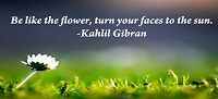 Kahlil Gibran Quotes: Beauty Is A Light In The Heart
