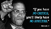 A List Of Famous Malcolm X Quotes And Sayings