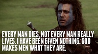 10 Most Famous William Wallace Quotes - Braveheart Quotes