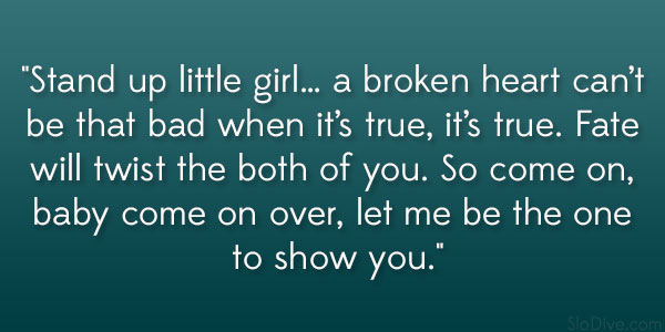 Inspirational quotes for broken hearted woman - Strength quotes