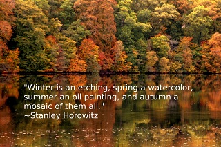 Seasons Change Quotes - Good Weather Quotes