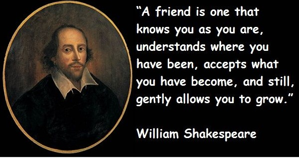 Famous Quotes By William Shakespeare
