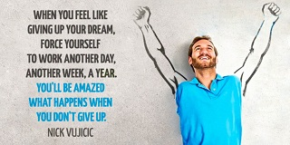 Life Without Limits Quotes Nick Vujicic -  Motivational For Your Life