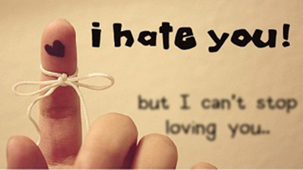 I Hate I Love You Quotes : Hate You But I Love You Quotes