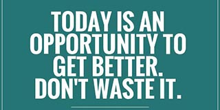 Opportunities In Life Quotes and Sayings