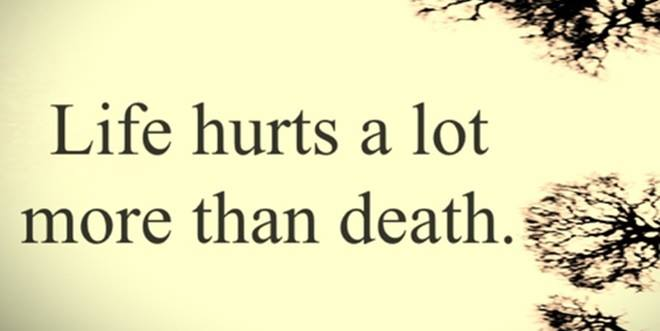 Being Hurt Sayings and Quotes