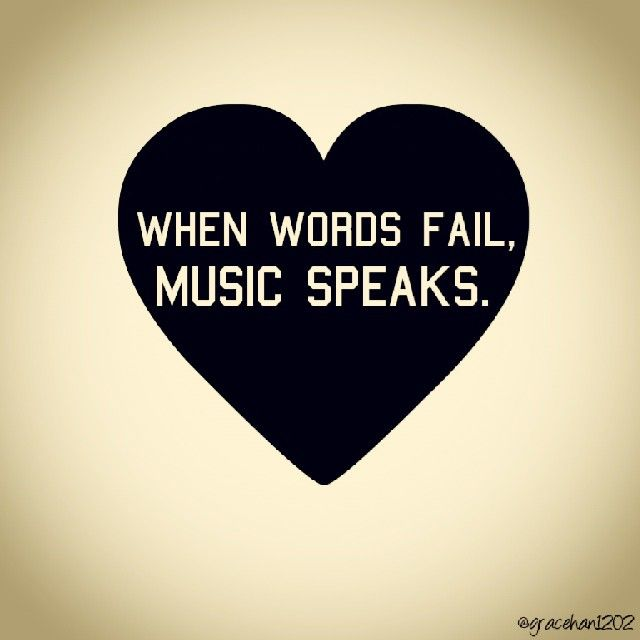 Music and love quotes