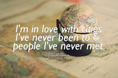 11 travel the world quotes way of experiencing life