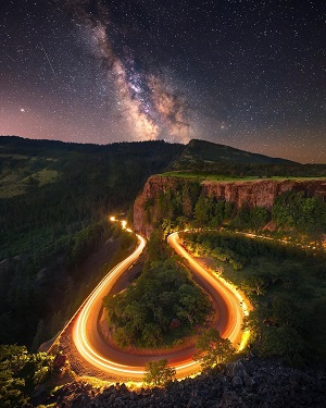 See the Milky Way across America