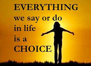 Making life choices quotes, quotes about choices, decision quotes