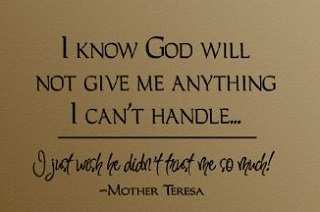 Mother Teresa Quotes On God S Sayings About Jesus Chris