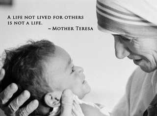 Mother Teresa Quotes On Life Sayings About Kindness And Gratitude