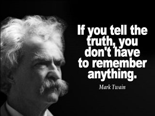 Mark Twain quotes on truth