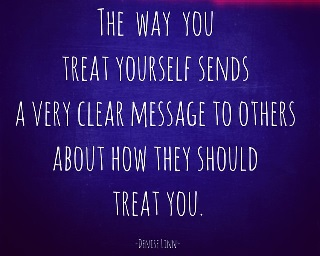 treat yourself quotes