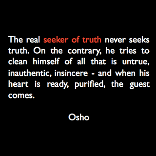 seek truth quotes