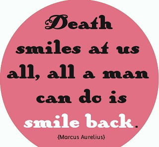 smile with the death quotes
