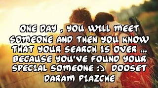 Meeting Someone Special Quotes - Meet your destiny