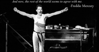 Freddie Mercury Quotes
