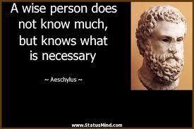 Quotes by Aeschylus