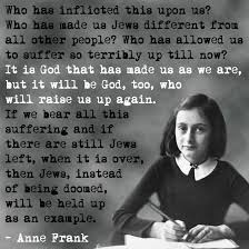Quotes of Anne Frank
