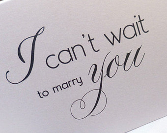 i can't wait to marry you quotes