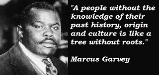 marcus garvey quotes on education