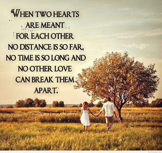 Quotes About True Love And Long Distance Relationship