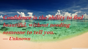 Building confidence quotes