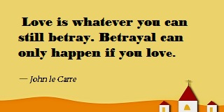Betrayal in love quotes and sayings