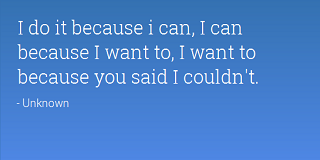 I can do it quotes and sayings