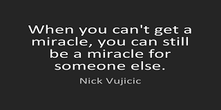 Life without limits quotes by nick vujicic